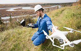 Drone (UAV/UAS) coverage